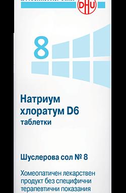 Шуслерова сол №8