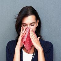 Вазомоторен алергичен ринит